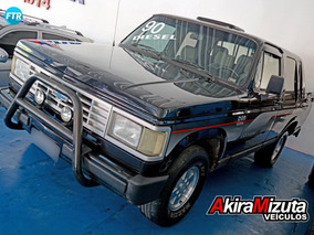 Chevrolet D20 4.0 Custom De Luxe Cd 8v Diesel 4p Manual