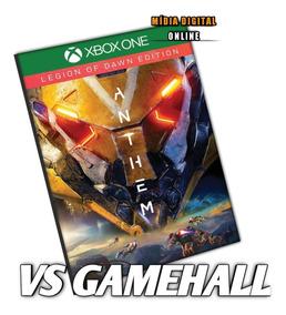 Anthem Ed Legião Da Alvorada Xbox One Mídia Digital + Brinde
