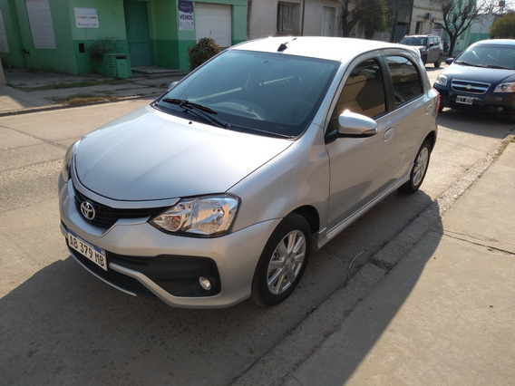 [merc] Toyota - Etios Xls 6mt 5p 1.5 N 2017