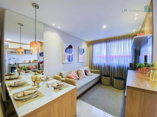 Apartamento À Venda, 36 M² Por R$ 239.000,00 - Jardim Íris - São Paulo/sp - Ap15652