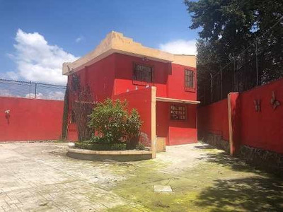 Rento Casa Habitacion U Oficina En San San Felipe Tlalmimilolpan