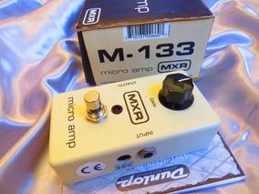 Mxr Micro Amp M133 Boost ... Booster Boss Xotic Fulltone Fat