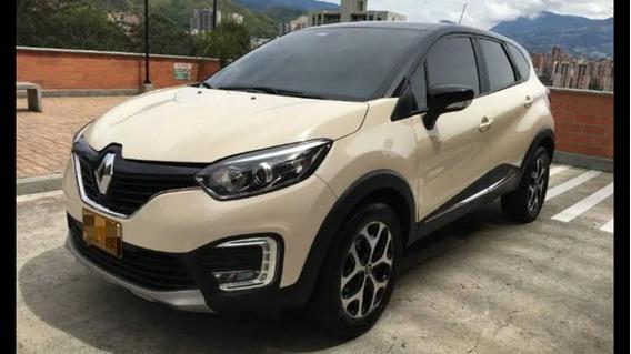 Renault Captur Intens, Recibo Menor Valor