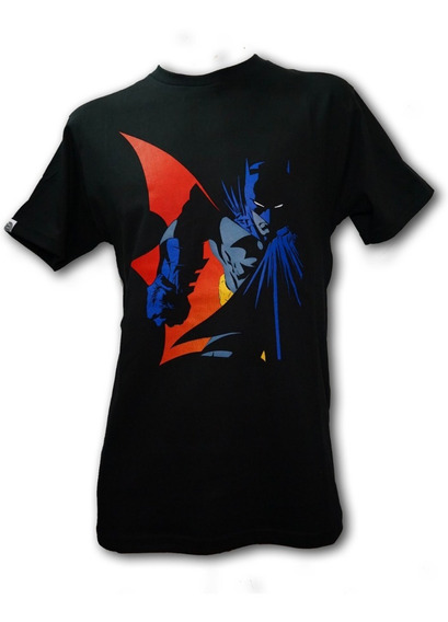 Remera, Dc, Batman Shadow Accoriginal