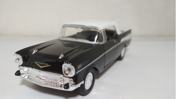 Colección Autos Clásicos - Chevrolet Bel Air 1957
