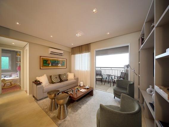 Apartamento A Venda, 3 Dormitorios, 1 Vaga De Garagem, Pronto Para Morar, Zona Leste - Ap06989 - 34445264