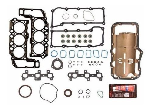 Kit Juego Empacaduras Cherokee Dakota Ram Jeep V6 3.7l 02-05