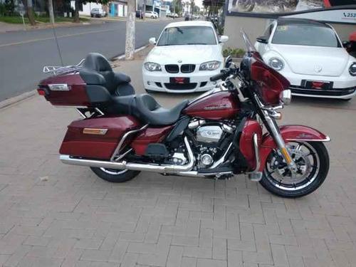 Harley Davidson Electra Glide Ultra Limited Custom - 2017