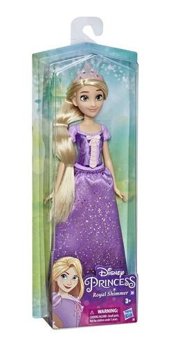Imagen 1 de 5 de Muñeca Disney Princess - Rapunzel Royal Shimmer