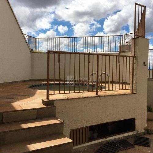Imagem 1 de 20 de Apartamento Com 4 Dormitórios Para Alugar, 280 M² Por R$ 2.500,00/mês - Centro - São José Do Rio Preto/sp - Ap2701