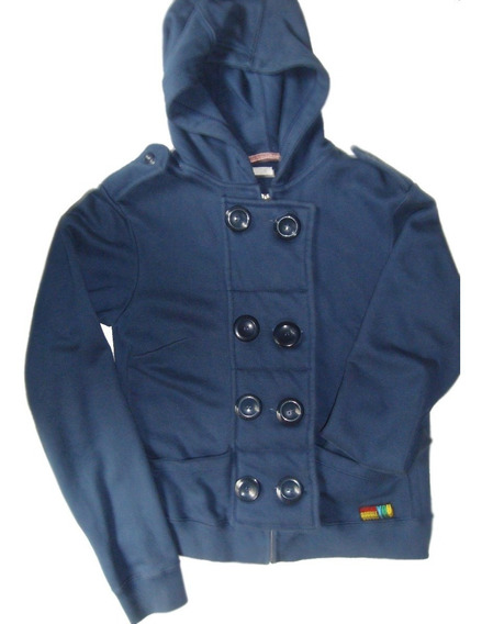 Wanama Blazer C/capucha Small Impecable! Envio Gratis Cuotas