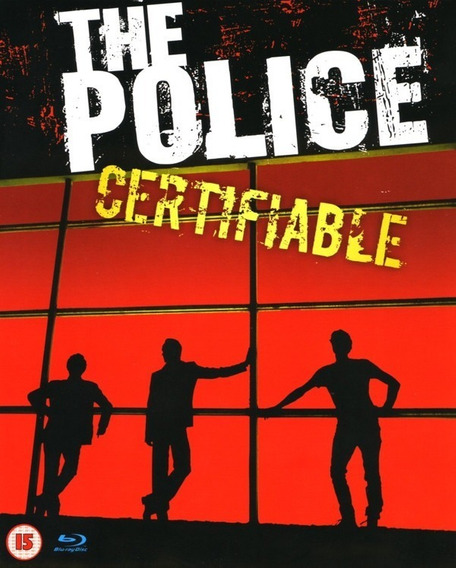 Blu-ray + 2 Cds The Police - Certifiable (lacrado)