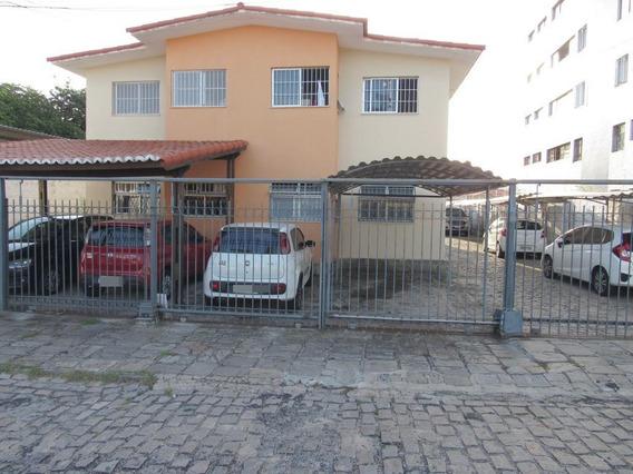 Apartamento Com 1 Dormitório Para Alugar, 47 M² Por R$ 750,00/mês - Lagoa Nova - Natal/rn - Ap6156