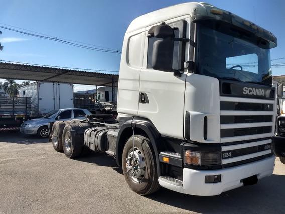 Scania R 124 6x2