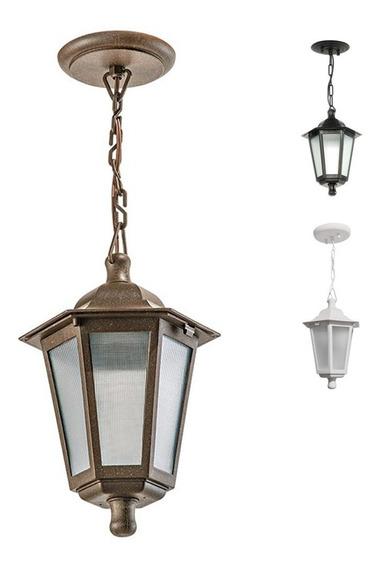 Pendente Luminária Lustre Colonial