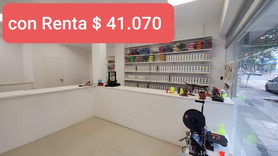 C/renta $ 41.070 Todo A Nuevo 50m2 Palermo Soho