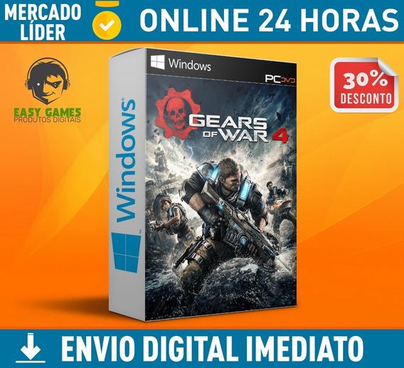 Gears Of War 4 - Gears Of War 4 Envio Digital 0