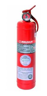 Extintor Melisam Matafuego 1 Kg 3 Pulgadas Abc (no Envios)