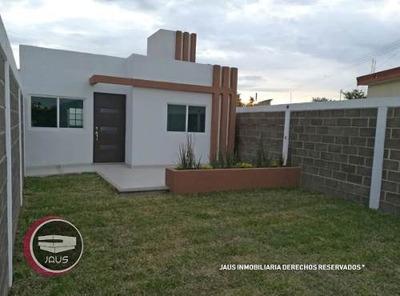 Casa Nueva En Venta Mariano Matamoros