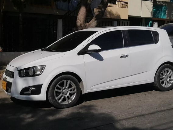 Chevrolet Sonic Lt Automatic Full Equi