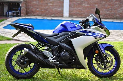 Yamaha Yzf R3 Permuto Por Auto