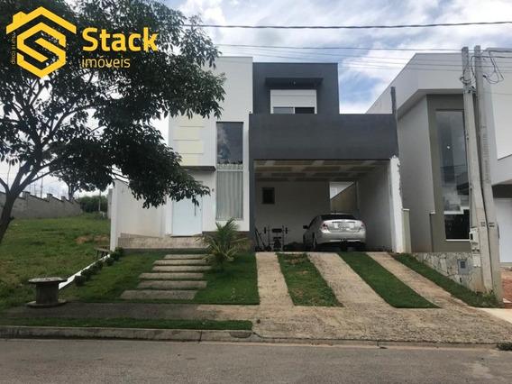 Casa A Venda Em Jundiaí Em Condomínio Fechado No Quinta Das Atirias No Bairro Eloy Chaves - Ca01129