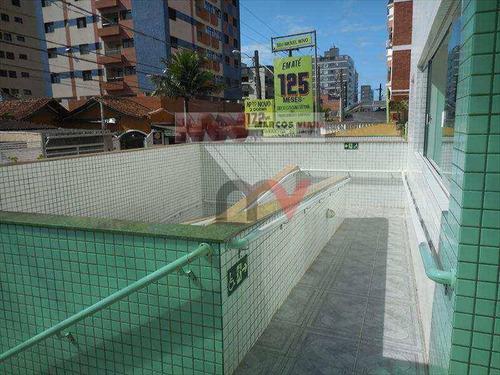 Apartamento À Venda, 54 M² Por R$ 210.000,00 - Tupi - Praia Grande/sp - Ap0063