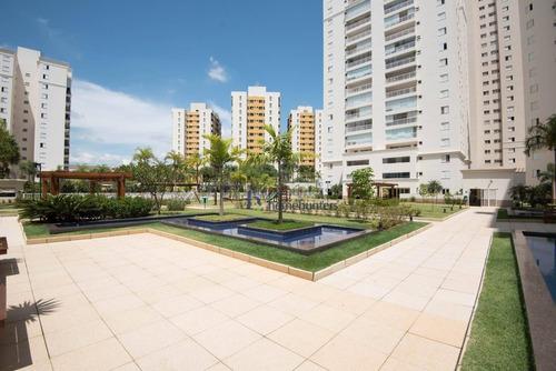 Apartamento Com 4 Dormitórios À Venda, 140 M² Por R$ 1.150.000,00 - Vila Brandina - Campinas/sp - Ap6660