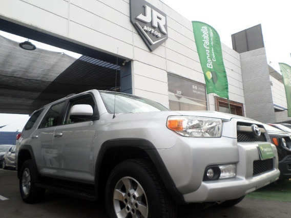 Toyota 4 Runner 2010 Sr5 Limited 4x2 4.0 At Plata