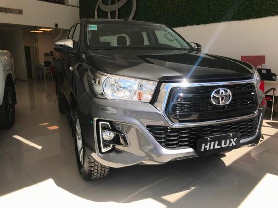 Toyota Hilux Srv 4x2 Cabina Doble Mt