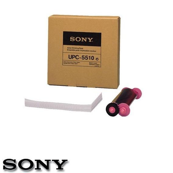 Papel Sony Upc 5510 200 Folhas Sony Novo Original