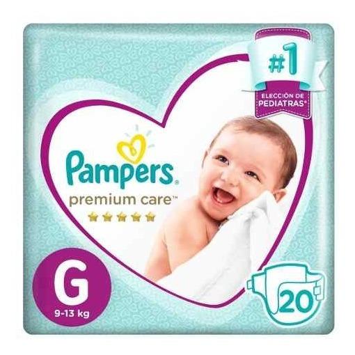 Pañales Pampers Premium Care -todos Los Talles