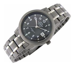 Reloj Montreal Hombre 100% Titanio Ml178 Envío Gratis