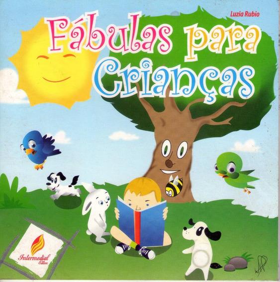 Fábulas Para Crianças Livro Novo!