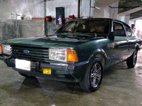 Ford Taunus Coupe 1983 Verde