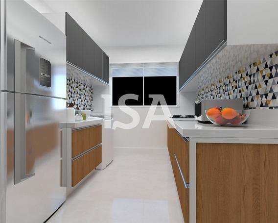 Apartamento Venda, London Residencial, Jardim Europa, Sorocaba, 02 Dormitórios, Cozinha, Sala, Banheiro, Lavenderia, Garagem 1 Vaga - Ap01931 - 33799396