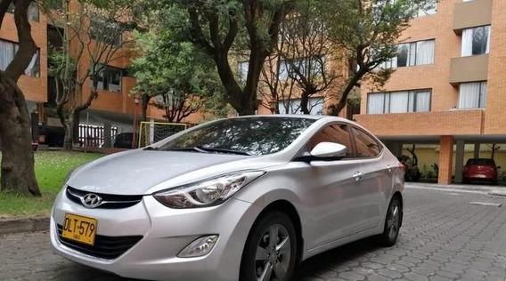 Hyundai I35 Elantra 2012 Gris