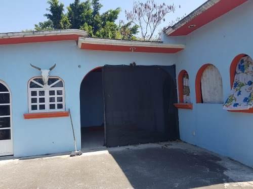 Casa De 2 Niveles En La Colonia Tepeyac