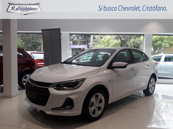 Chevrolet Onix Premier Plus Turbo 1.0 2020 0km