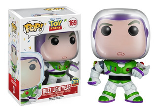 Funko Pop Buzz Lightyear Toy Story 169