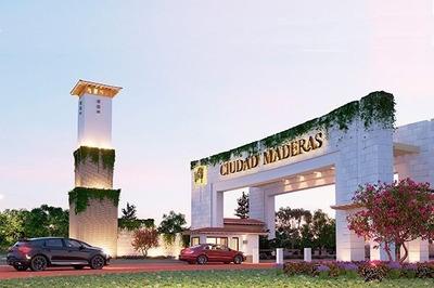 Terreno En Ciudad Maderas Listo Para Construir (en Las Prime