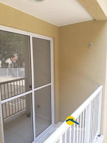 Imagem 1 de 15 de Excelente Apartamento Na Região Oceânica Com Lazer Completo. - 54
