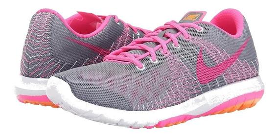 Zapatillas Nike Flex Fury 2 Nena - Originales Usa - N° 32