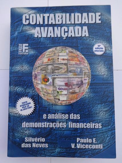 Contabilidade Avançada E Demonstrações Financeiras - 11ª Ed.