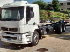 Volvo Vm 260 6x2 Leito Branco 09 - Selecionado Com Garantia