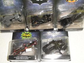 Hot Wheels Batman Batmovel 1/50 Kit 5 Carro Oferta Batmobile