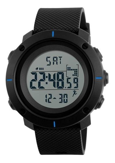 Relógio Masculino Digital Skmei 1215 Original
