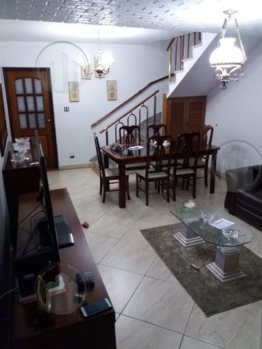 Imagem 1 de 10 de Casa Para Venda, 3 Dormitórios, Chácara Santo Antonio - São Paulo - 6216