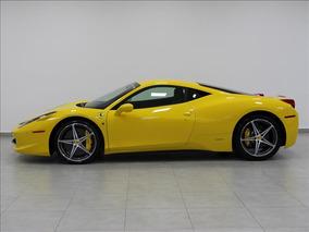 Ferrari 458 Italia 4.5 V8 32v