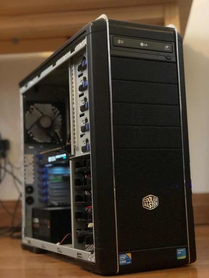 Pc Gamer - Gtx1070 + I7 + Monitor 144hz